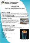 Plaquette Master Science et Génie des Matériaux
